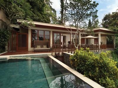 Sayan Villa de l'hôtel Four Seasons Sayan à Ubud