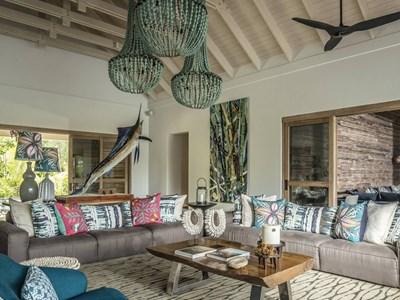 Three Bedroom Presidential Villa