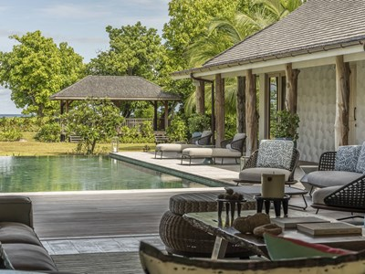 Five Bedroom Presidential Villa