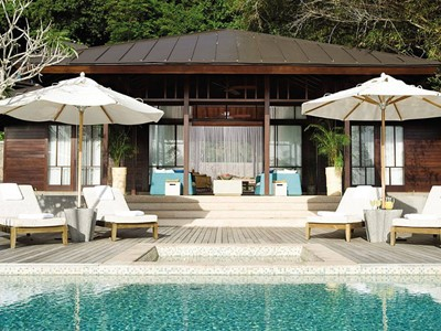 Presidential Suite du Four Seasons Seychelles