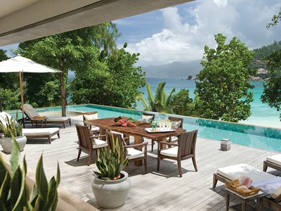 Beach Suite du Four Seasons Seychelles