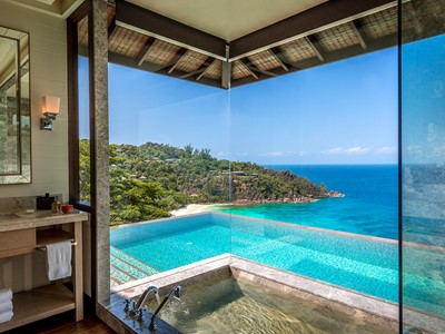 Serenity Villa du Four Seasons Resort Seychelles
