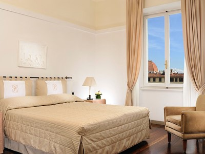 Superior Room du Grand Hotel Minerva à Florence