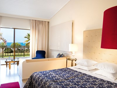 Deluxe Guestroom Palace Panoramic Sea View