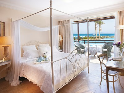 Deluxe Bungalow Suite, Sea View, Private Pool