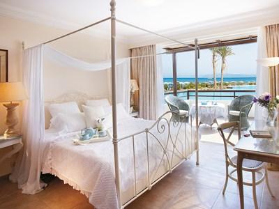 Penthouse Junior Suite, Sea View