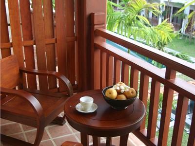 Deluxe Room du Green Park Boutique Hotel à Vientiane