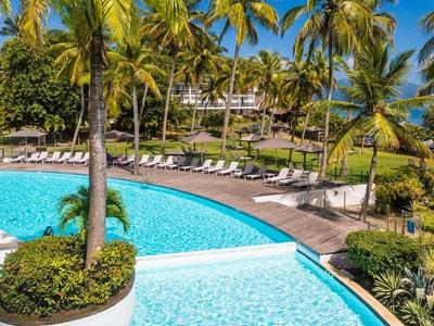 Tous les hôtels en Guadeloupe