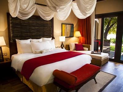 Garden Junior Suite du H Resort Beau Vallon Beach