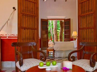 1 Bedroom Suite de l'Hacienda Temozon au Mexique
