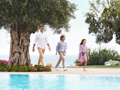 Vacances en famille à Halkidiki