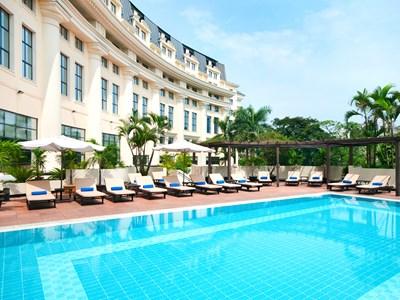 Tous nos hôtels à Hanoi