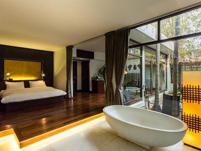 Colonial Suite de l'Heritage Suites Hotel au Cambodge