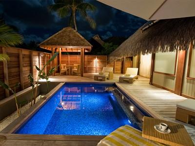 Garden Suite with Pool de l'hôtel le Hilton à Moorea