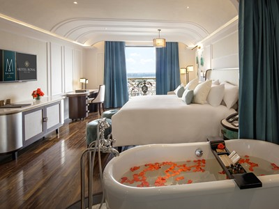 Grand Deluxe Room de l'Hotel Royal Hoi An