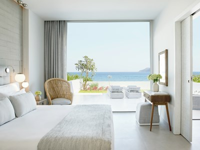 One Bedroom Suite with Private Garden