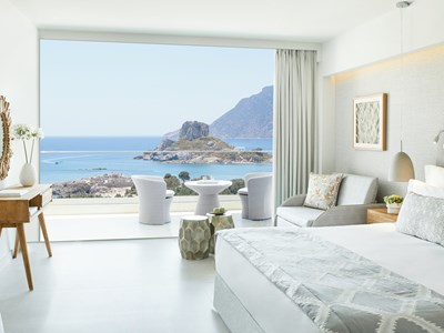 Superior Triple Room Sea View