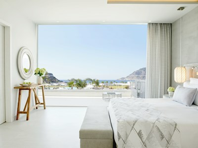 Deluxe One Bedroom Bungalow Suite Seaview
