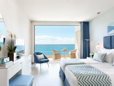 Family Room Sea View +
