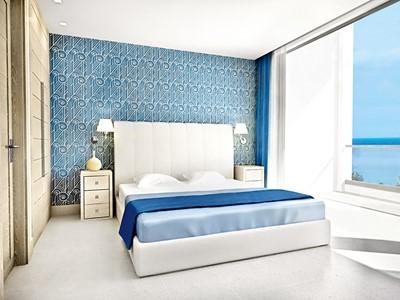 Deluxe Two Bedroom Family Suite de l'Ikos Oceania