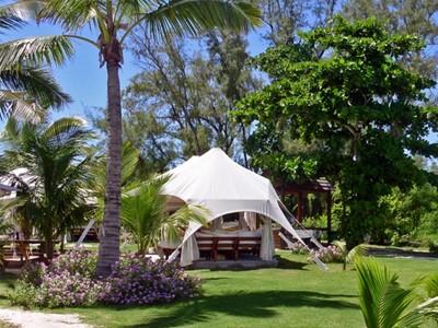 Excursion sur l'île des Deux Cocos