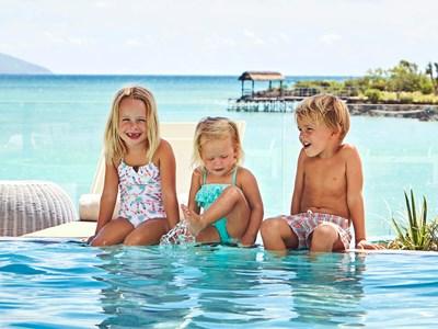 Vacances en famille à l'Île Maurice