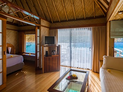Horizon Overwater Junior Suite Bungalow