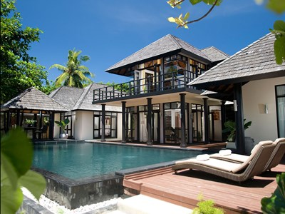 Royal Island Three Bedrooms Suite with Private Pool
