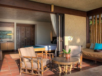 Ananda Segarra Beach Front Suite du Jeeva Klui
