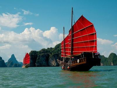 Journée de croisière dans la Baie de Phang Nga