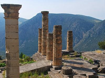 Visite privée d'une journée à Delphes
