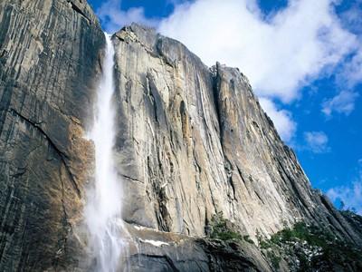 Journée dans le parc de Yosemite