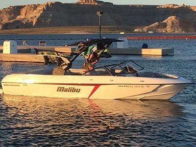 Journée en bateau privé sur le Lac Powell