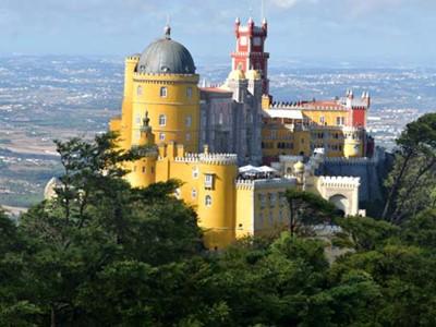 Journée de visite à Sintra, Cascais et Estoril