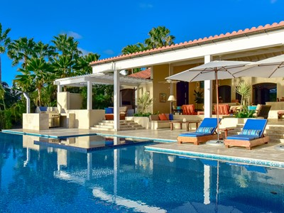 Blue Belle Villa du Jumby Bay Island à Antigua