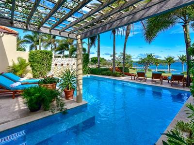 Banyan Villa de l'hôtel Jumby Bay Island à Antigua
