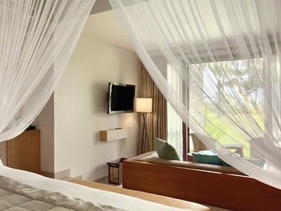 Sea View Garden Room du Kempinski aux Seychelles