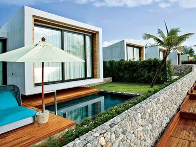 Villas avec piscine privée à Khao Lak