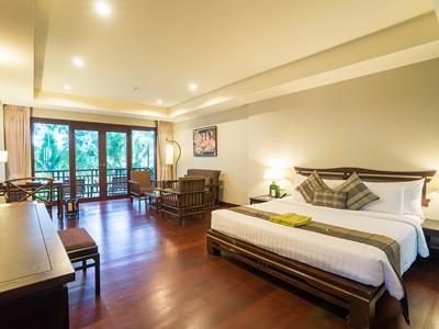 Siam Chalet du Khaolak Laguna Resort en Thailande