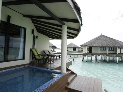 Maldivian Suite with Pool