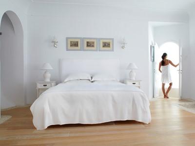Suite Superior de l'hôtel Kirini à Santorin