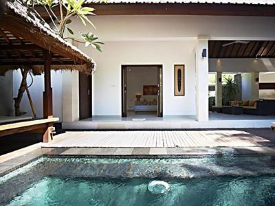 La Villa Alamanda de l'hôtel Ko Ko Mo, en Indonésie