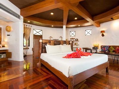 Deluxe Patio du Koh Tao Cabana