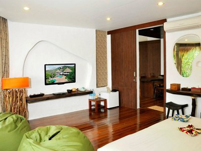 Ma Kam Beach Suite Villa du Koh Tao Cabana