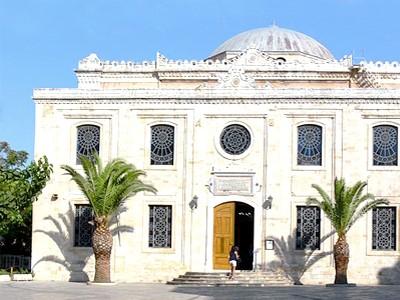 L'Eglise d'Agios Titos d'Héraklion