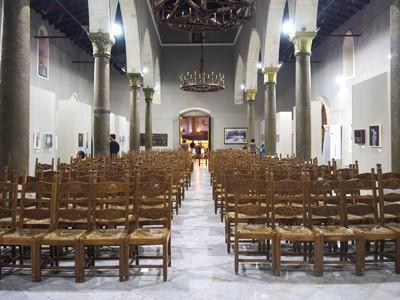 La Basilique Saint Marc d'Héraklion