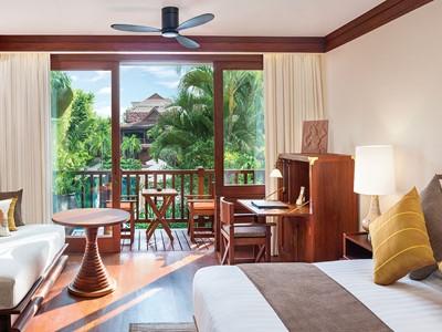 Junior Suite du Belmond La Résidence d'Angkor