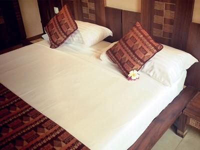 Chambre Standard du Lamantin Beach Hotel en Afrique