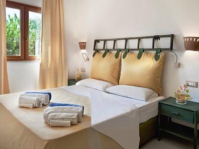 Le Palme Standard de l'hôtel Le Dune en Sardaigne