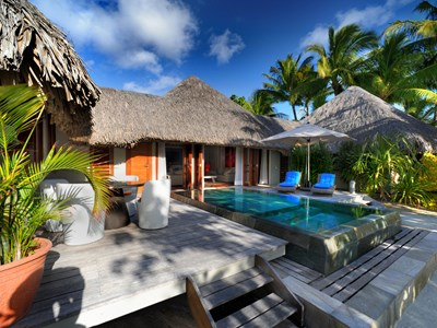Two Bedroom Pool Beach Villa
